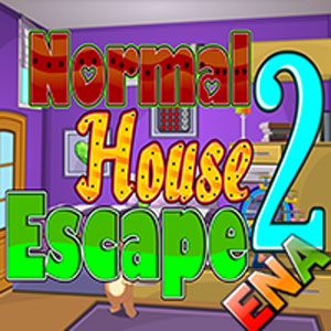 Normal House Escape  2