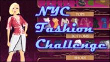 NYC Fashion Challenge