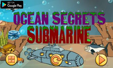 Ocean Secrets Submarine