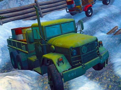 Offroad Cargo Drive Simulator