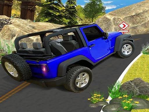 Offroad Hill Climb Jeep Driving Simulator 2019