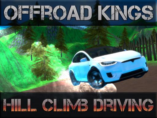 Offroad Kings Hill Climb Driving