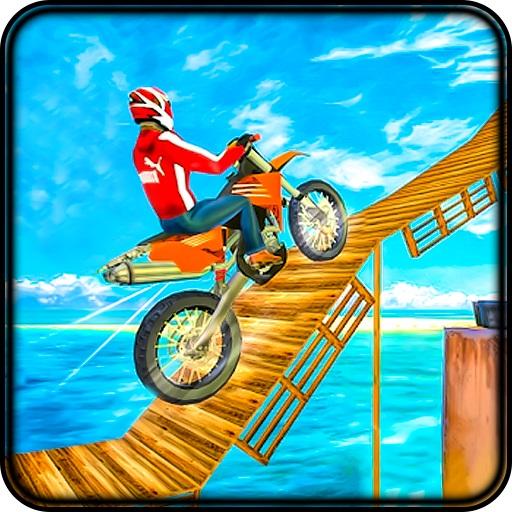Offroad Real Stunts Bike Race : Bike Racing Game 3D