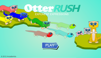 Otter Rush Muliplying