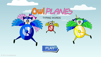 Owl Planes Typing