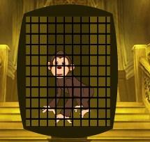 palace monkey escape