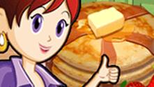 Pancakes: Sara's Cooking Class