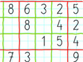 Paper Sudoku