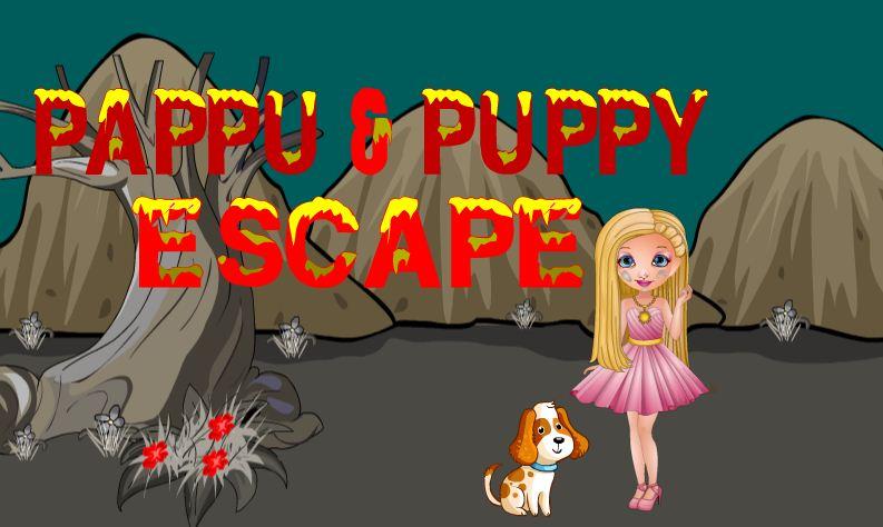 Pappu And Puppy Escape