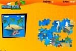 Paradise Island Jig Saw Puzzle