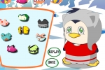 Penguin Funny Dress Up