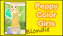 Peppy Color Girls - Blondie