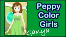 Peppy Color Girls - Ganya