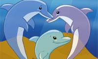 Pet Home Designer: Dolphin Family