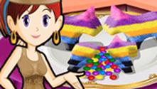 Piñata Cookies: Sara
