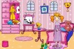 Pink Bedroom Make Over