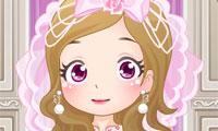 Pink Bride Dress Up