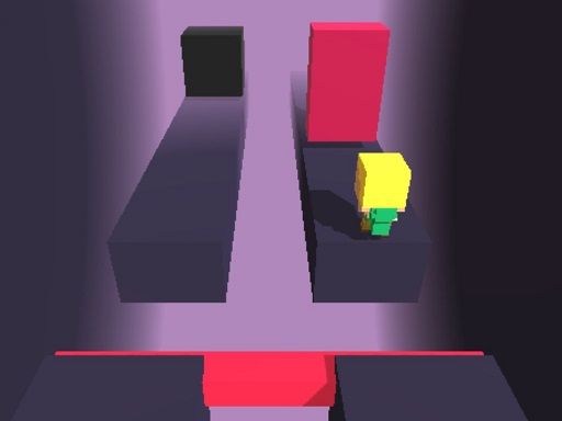Pixel BigHead Run