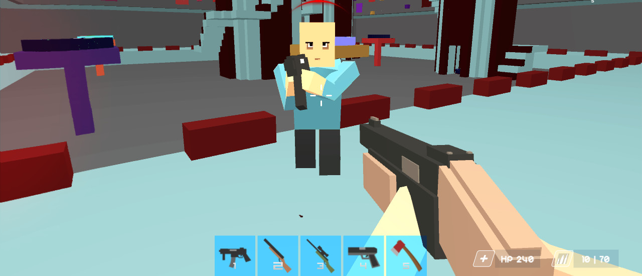 Play Pixel Forces | Free Online Games  KidzSearch com