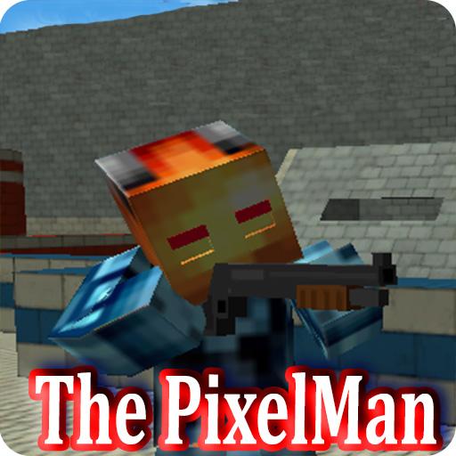 PixelMan Battle Revenge Royale