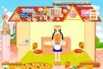 Pizza Hamburger Shop Decorating