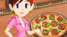 Pizza Tricolore: Sara