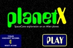 Planet X SpaceCave Exploration