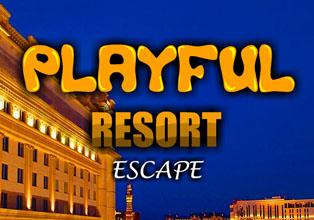 Playful Resort Escape