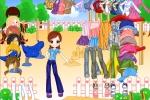 Playground Fashion Doll Dressup