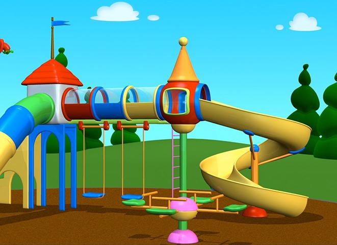 Playgrounds Hidden Stars