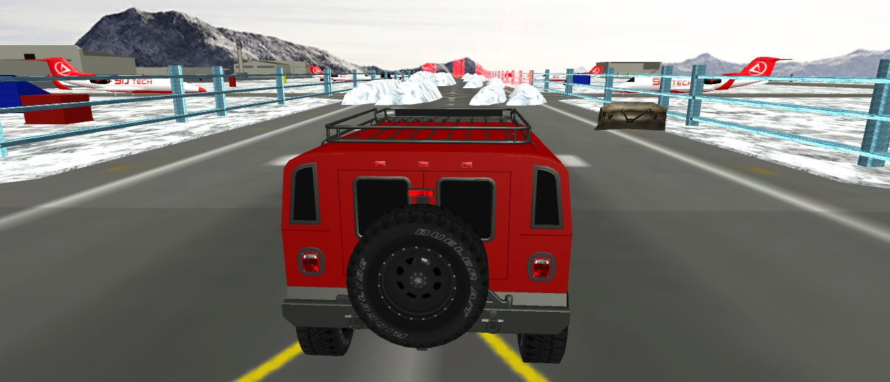 Plow Jeep Simulator