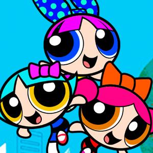 Power Girls Dress Up