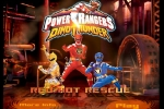 Power Rangers - Dinothunder - Red Hot Rescue