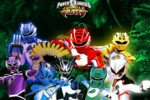 Power Rangers Jungle Fury Jigsaw Puzzle
