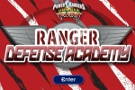 Power Rangers Jungle Fury Ranger Defense Academy