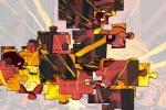 PowerPuff Girls Attack Puzzle