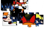 Powerpuff Girls Cartoon Puzzle