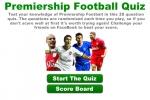 Premiership Football Quiz