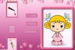 Pretty Princess Doll Dress Up