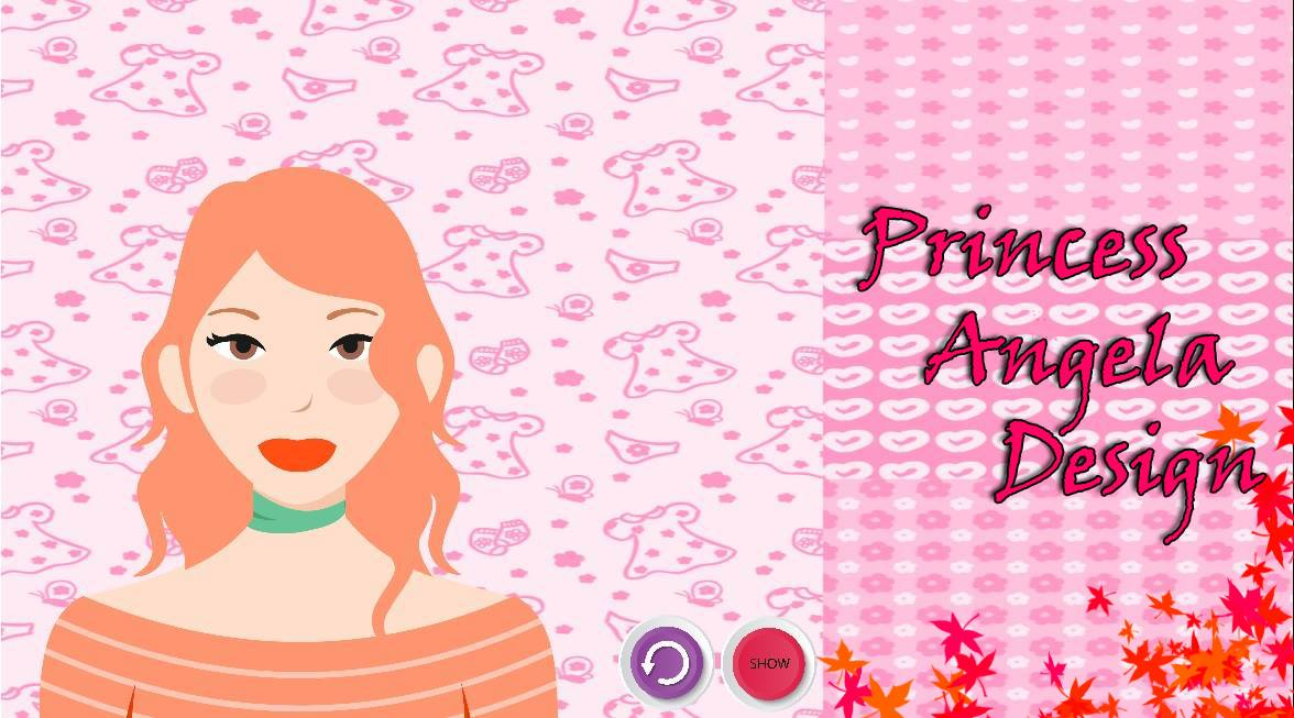 Princess Angela Design