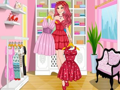 Princess Barbie Makeover.