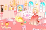 Princess Bedroom Make Over