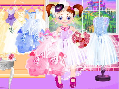 Princess Dede Sweet Dress Up