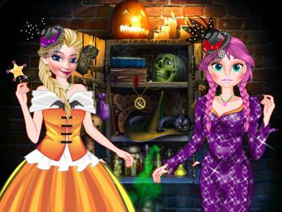 Princess Halloween Party Dress!