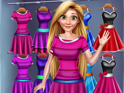 Princess Outfit Creator