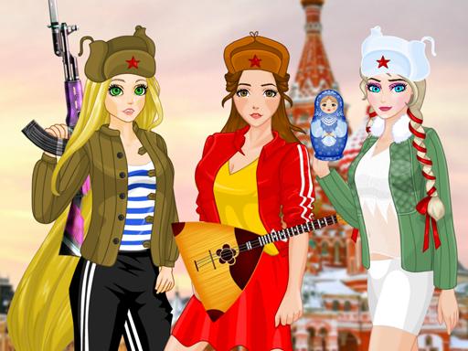 Princess Russian Hooligans