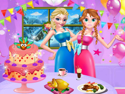 Princess Sisters Special Day!