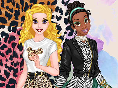 Princess Style Guide Animal Prints
