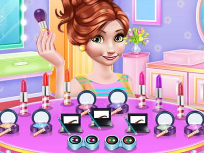 Princess Winter Makeover