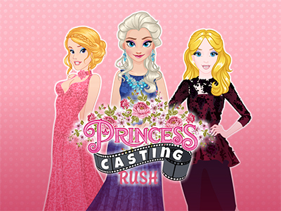 Princesses Casting Rush